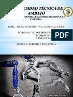 Brazo Robótico(Portero-Ronquillo-Sanchez)