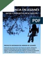 PROYECTO defensor del menor. Leganés 2013