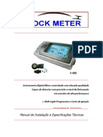 Manual Knockmeter
