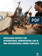 IncreasIng respect for InternatIonal HumanItarIan law In non-InternatIonal armed conflicts
