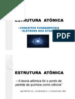 AULA 01 - ESTRUTURA ATÔMICA 2