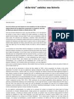 """El """"bienio bolchevista"""" andaluz_ una historia inconclusa"""