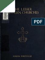 Fr. Adrian Fortescue - The Lesser Eastern Churches