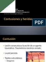 Contusiones y Heridas Salvador