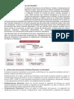 Cómo está estructurado el Sistema Financiero en Colombia