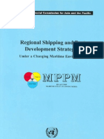 UN - Regional Shipping & Port Development