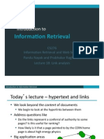 Lecture17 Linkanalysis Handout 1 Per