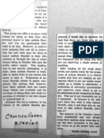 Fluoridation Letters to the Editor, Camden Herald, 1969