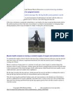 Article Pregnancy Aching Legs
