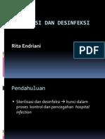 Sterilisasi Dan Desinfeksi 2011 Oke