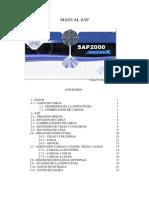 Manual Sap2000 Esp v 8.0