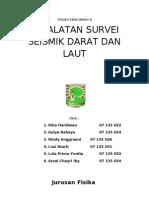 Survei Seismik Darat