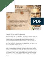 Tales de Mileto y Su Idea de La Ciencia