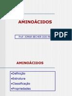 AMINOÁCIDOS 2011