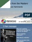 NZ Creativity Challenge - Bruce  Hammonds