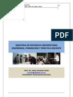 205. CURSO DE EDUCACION SUPERIOR + FORMACION, ENSEÑANZA Y PRACTICA DOCENTE