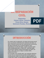 LA REPARACIÓN CIVIL