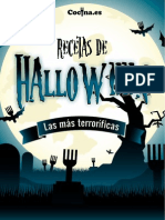 Recetas Halloween 2012