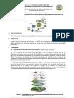 Tecnología empleada en los Sistemas de Información Geográfica