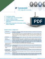 Data Sheet Lyonomic en 0