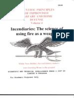 Scientific Principles of Improvised Warfare and Home Defense - Vol IV