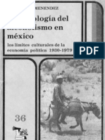 08 La estructura cultural del comportamiento hacia el alcohol en México