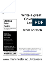 Write a Great Covering Letter From Scratch