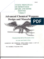 Scientific Principles of Improvised Warfare and Home Defense - Vol V