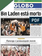 O Globo 020511