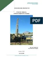 Riesgos Geologicos - Puente CHILINA
