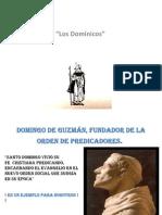 Presentación LOS DOMINICOS 2