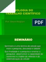 METODOLOGIA DO TRABALHO CIENTÍFICO2