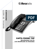 Capta Phone Top