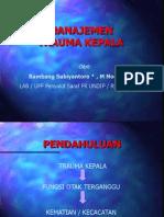 Trauma Kepala Dr Bambang Un