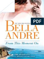 From this Moment On by Bella Andre - Chapter Sampler