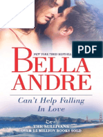 Can't Help Falling in Love by Bella Andre - Chapter Sampler