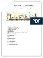 Components of the Substation