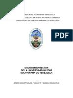 Documento Rector Del a Um Bv