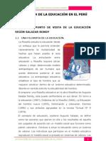 SITUACIÓN DE LA EDUCACIÓN EN EL PERÚ 2