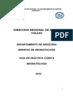 Rd-314 2012 Guias Neonatologia