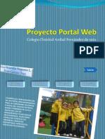 Proyecto Página Web 1