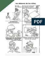 Formación -Deberes y Derechos