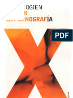 Ruwen Ogien Pensar La Pornografia 2005