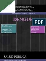 Seminario de Dengue, Epidemiologia