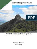 Revista Eletrônica Bragantina On Line - Maio/2013