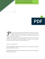 5 - PÉRDIDAS DE CARGA EN REDES HIDRÁULICAS