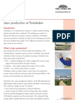 Portakabin Edition 14 Brief