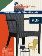 Terrassenzeit / Renditezeit