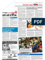 thesun 2009-04-13 page06 thai officer caught smuggling cars out of msia