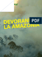 Devorando La Amazonia